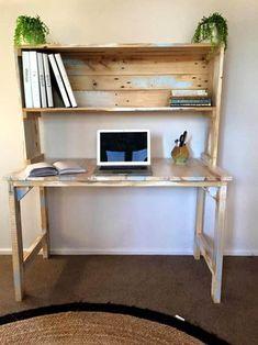 diy computer desk pinterest