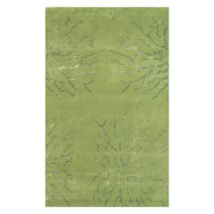 Noble House Citadel Area Rug - Green - CIT406