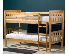 Birlea Seattle Pine Bunk Bed The Birlea Seattle Bunk in Pine has a contemporary style that will look great in any child™s bedroom.It is great for maximising space. Should you no longer need a bunk bed the frame can be separated i http://www.comparestoreprices.co.uk/bunk-beds/birlea-seattle-pine-bunk-bed.asp