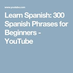 Speedy Spanish For Medical Personnel Medical Spanish
