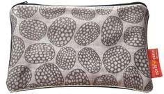 flat coin purse by Nicola Cerini