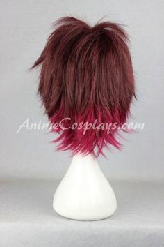 AMNESIA SHIN Cosplay wig