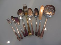 Lot of Vintage Silverplate by MemphisNanney on Etsy