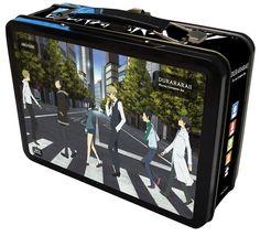 Durarara!! Blu-ray Complete Set Lunch Box Limited Edition New Sealed Region 1
