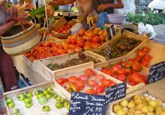 Market in Apt - Mixed: farmers / Provence products - 84400 Apt - Sat 9h00-12h00