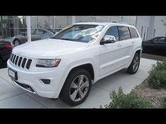 2014 JEEP GRAND CHEROKEE OVERLAND REVIEW - YouTube #jeep #grand #cherokee