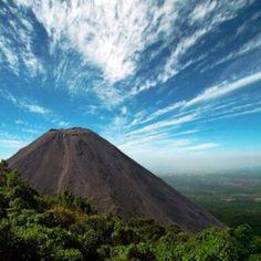 Volcán de Izalco - El Salvador