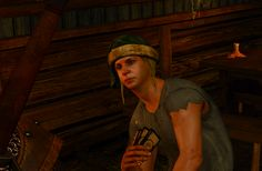 Michael Cera is everywhere i go even in The Witcher 3