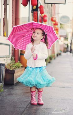 Be Inspired: Umbrellas and Rainboots » Confessions of a Prop Junkie