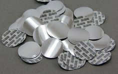 one-piece PP induction cap seal liner for polypropylene bottles & containers sealing.1 pc pp bottle cap foil seal for PP medicine and food bottles.