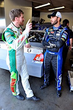 Jimmie and Jr