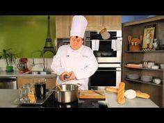 La recette de soupe à l'oignon classique du chef Christophe