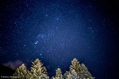 Home > Night sky, ParnassosWandering stars. Night sky in Parnassos mountain.
