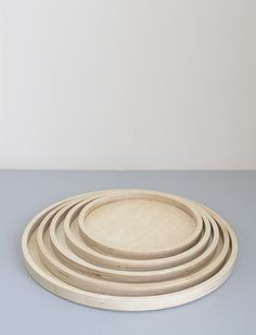 Margaret Howell Set of Concentric Trays