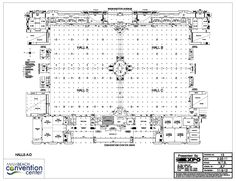 Floor plan for the gea trade show grc 39 s 38th annual for Trade show floor plan design