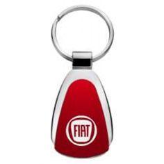 FIAT 500 Keychain - Teardrop Design / Red Center / FIAT Logo - FIAT 500 Parts and Accessories Fiat Accessories, Vape Accessories, Claire's Accessories, Car Parts And Accessories, Bridesmaid Accessories, Halloween Accessories, Fiat Pop, Fiat 500 Pop, Fiat 500e