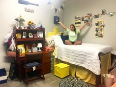 Oak Hall Dorm Room For College At Mississippi State University Part 58