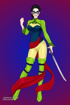 Disney Heroes: Mulan ~ by nightwing2002 ~ created using the X-Girl doll maker | DollDivine.com