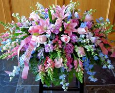sympathy flowers by brookside blooms, an exceptional Tulsa florist delivering unique fresh flowers for all occasions and events