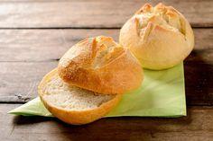 Pão francês para hamburguer - Arnor Porto