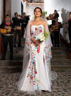Modest Wedding Dresses With Sparkles Coco Paloma Moda Mexicana Wedding Dresses With Sparkles Coco Paloma Moda Mexicana Country Wedding Dresses, Princess Wedding Dresses, Best Wedding Dresses, Boho Wedding Dress, Boho Dress, Wedding Gowns, Lace Dress, Bridal Gowns, Mexican Wedding Dresses