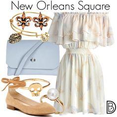 Disney Bound - New Orleans Square (Disneyland)