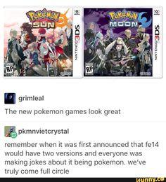 pokemon, fireemblem