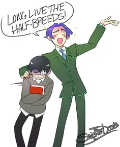 Tsukiyama is pretty much just Tamaki with a taste for human flesh. Helped by the fact they share the same voice actor.