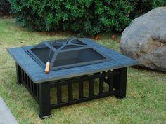 Large Portable Fire Pit