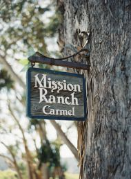 Carmel by the Sea Wedding at Mission Ranch Hotel