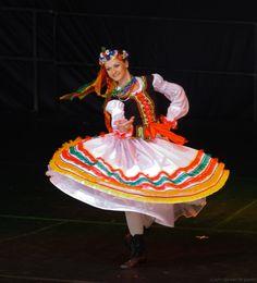 Folklore, Cracovia Danza