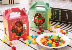 [바보사랑] 주는 사람도 받는 사람도 기분 좋아질 것 같은 젤리빈 캔디 /사탕/젤리빈/패키지/화이트데이/선물/커플/포장/Candy/Ribbon/Package/White day/Gift/Couple/Packing/Jelly Bean