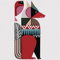 Official Sanna Annukka website selling artwork and products by artist and Marimekko designer Sanna Annukka. Graphic Design Illustration, Graphic Art, Illustration Art, Scandinavian Folk Art, Indian Art, Collage Art, New Art, Art Projects, Art Prints