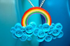12 Awesome Paper Quilling Jewelry Designs To Start Today – Quilling Techniques Paper Quilling Jewelry, Quilling Earrings, Quilling Craft, Paper Jewelry, Paper Beads, Quilling Ideas, Quilling Flower Designs, Quilling Patterns, Origami