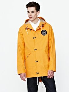 Stutterheim Men's Stockholm Raincoat Purchased one of these in ...