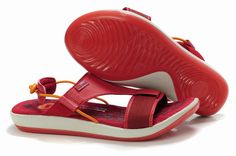 Timberland Summer High Quality Sandals For Women With Red Summer Special
