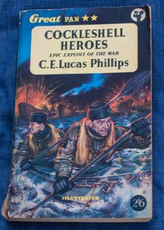 WW2 heroes 1st ed Cockleshell Heroes by CollectableMrJones on Etsy