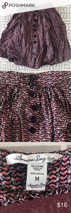 American Rag Skater Skirt Like New. American Rag Skater Skirt. Size:M American Rag Skirts