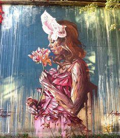 Street Art by Hopare