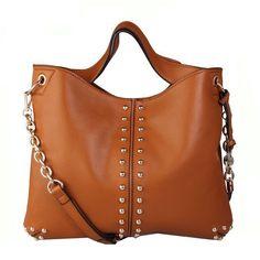 #PinLove 2013 Michael Kors Uptown Astor Large Brown Shoulder Bags $67 on sale.