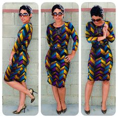 OOTD My #DIY Dress + V1314 Revisited  Details and Links @ http://mimigoodwin.blogspot.com/2012/11/diy-dress-v1314-revisited.html
