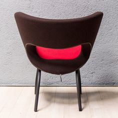 Watergate chair by Moroso and Ron Arad
