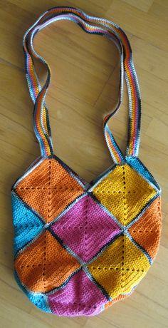 Häkelbeutel Crochet Bikini, Bikinis, Swimwear, Bags, Fashion, Crochet Pouch, Breien, Bathing Suits, Handbags