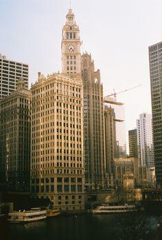 Chicago Sunrise (byMegan C Johnston)