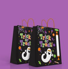Trick or treat! Bags, bowls, sweets & surprises to make sure you're ready for any trick or treaters brave enough to come to your door