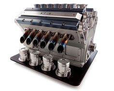 Espresso Veloce V12 coffee maker is ready to crank up your morning. http://aol.it/XNcSdY