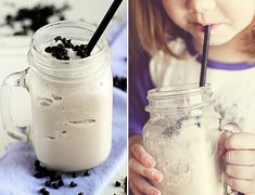Frozen hot chocolate ~recipe  looks yummy!