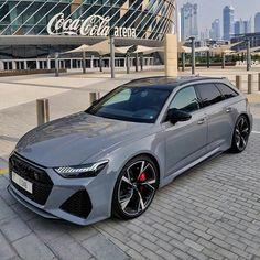Audi A6 Rs, Audi Rs6, Audi A6 Avant, Dodge Charger Hellcat, Black Audi, Garage Makeover, Cool Cars, Dream Cars, Super Cars