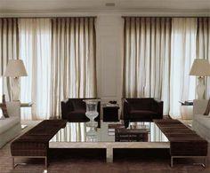 Modelos de Cortinas para Salas y Comedores | For the Home ...
