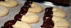 Melegueta...                      piccole ricette per un matrimonio (quasi) perfetto: Ferri di cavallo al cioccolato fondente